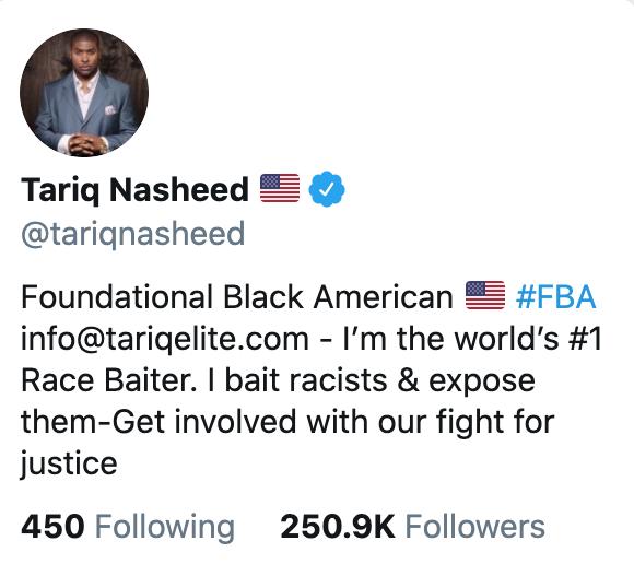 Tariq Nasheed