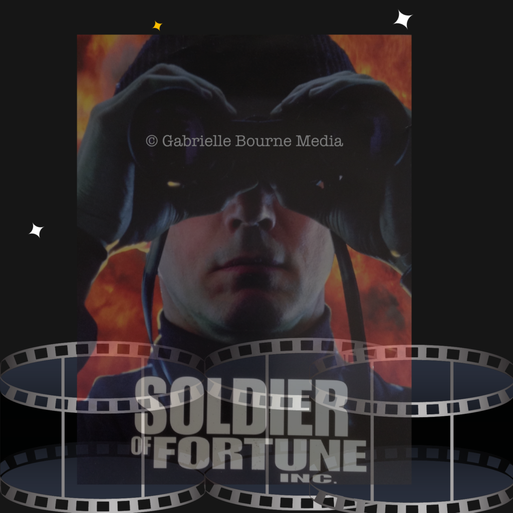 Gabrielle Bourne Soldier of Fortune