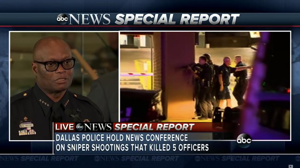 BLM Cops killed