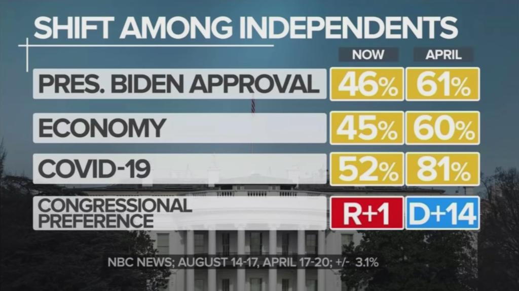 Biden Independent poll