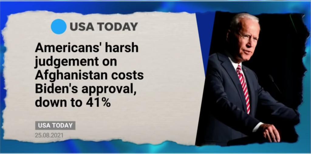 USA Biden poll